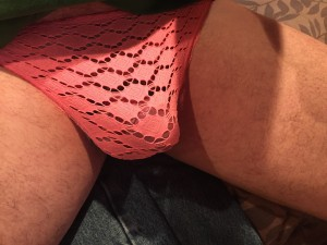 sissy fag boi in panties