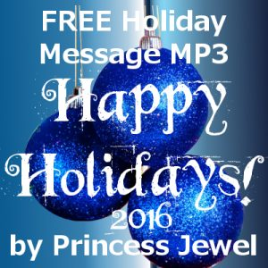 Free Holiday Message for Submissive Men