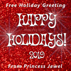 Feminization Holiday Greeting 2019